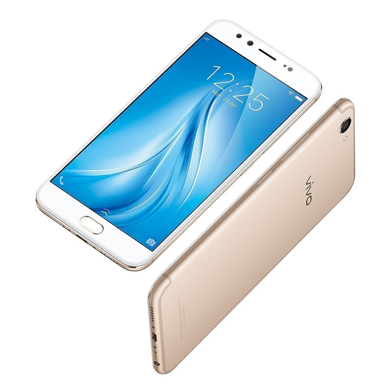 Buy Vivo V5 Plus 4G Gold, 64 GB online