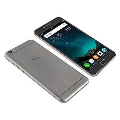 VIVO V5 Space Grey, 32 GB images, Buy VIVO V5 Space Grey, 32 GB online at price Rs. 15,800