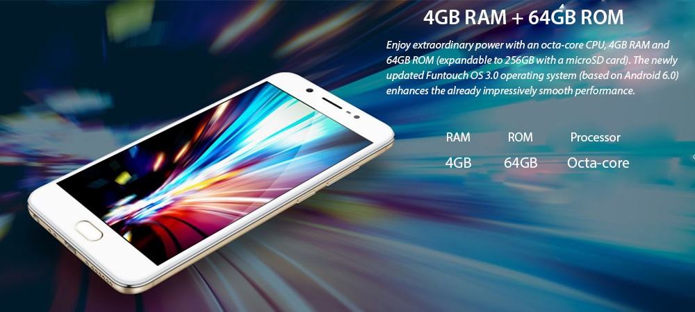 Vivo V5s 4G VoLTE (4 GB RAM, 64 GB) Photo 8