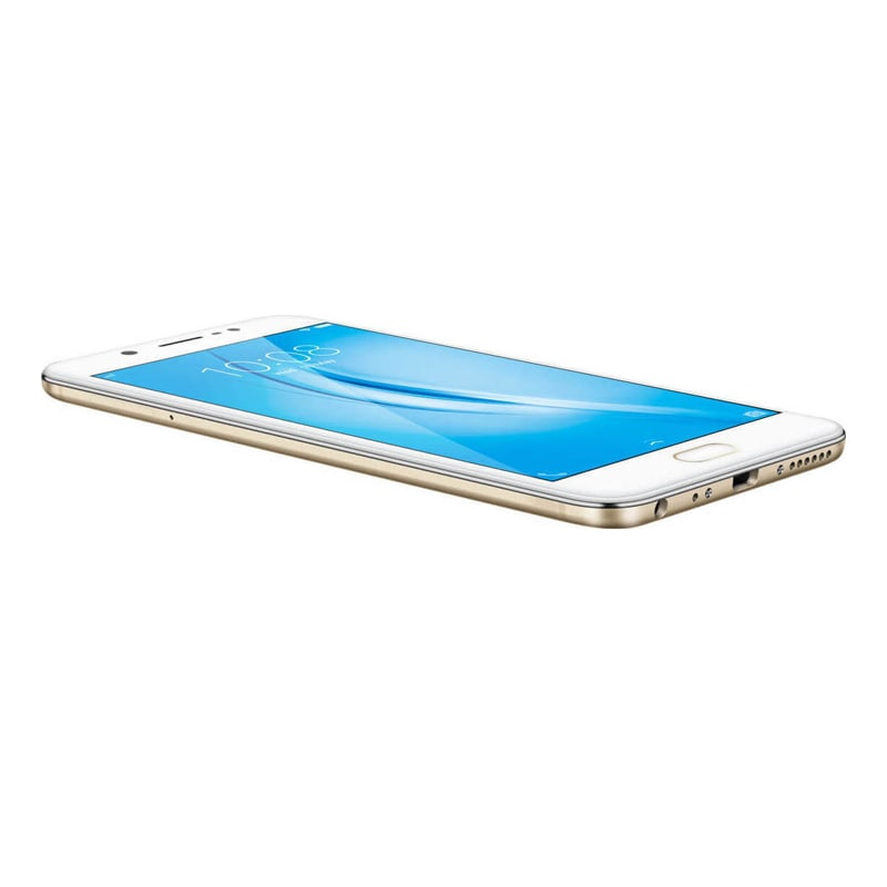 Vivo V5s 4G VoLTE (4 GB RAM, 64 GB) Crown Gold images, Buy Vivo V5s 4G VoLTE (4 GB RAM, 64 GB) Crown Gold online at price Rs. 15,599