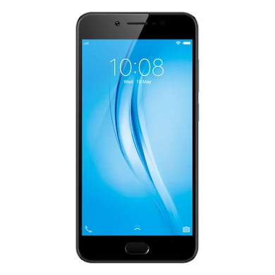 Vivo V5s 4G VoLTE (4 GB RAM, 64 GB) Matte Black images, Buy Vivo V5s 4G VoLTE (4 GB RAM, 64 GB) Matte Black online at price Rs. 13,399