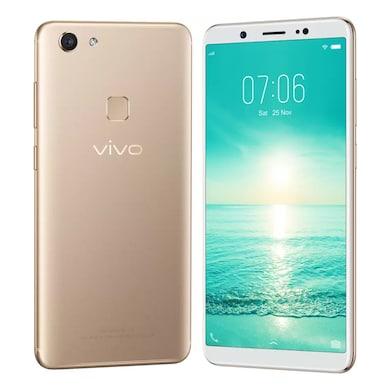Vivo V7 4 Gb Ram 32 Gb Gold Price In India Buy Vivo