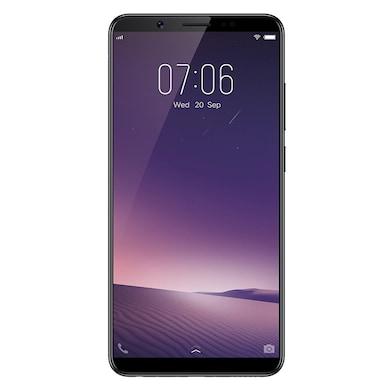 Vivo V7+ (Matte Black, 4GB RAM, 64GB) Price in India