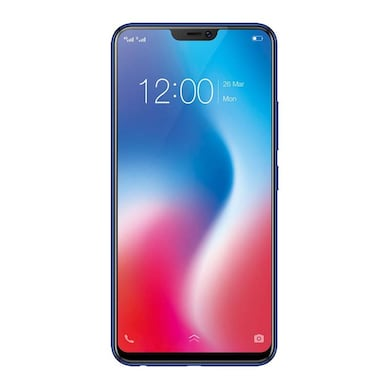 Vivo V9 (Sapphire Blue, 4GB RAM, 64GB) Price in India