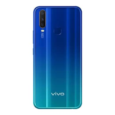 Vivo Y15 (Aqua Blue, 4GB RAM, 64GB) Price in India