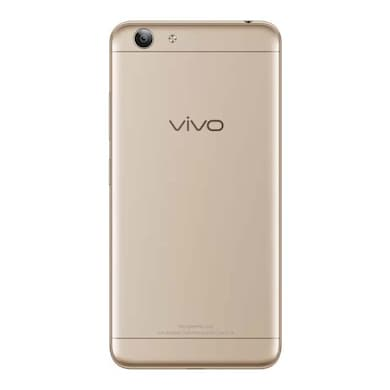 Refurbished Vivo Y53i (Crown Gold, 2GB RAM, 16GB) Price in India