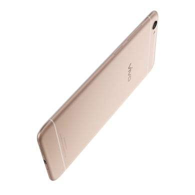Pre-Owned Vivo Y55L (Gold, 2GB RAM) Price in India
