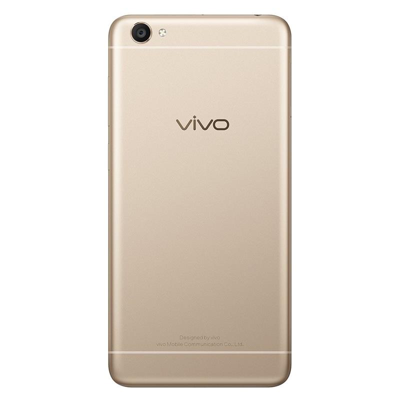 Vivo Y55s Crown Gold, 16GB images, Buy Vivo Y55s Crown Gold, 16GB online at price Rs. 10,949