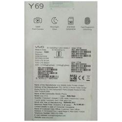 Vivo Y69 (3 GB RAM, 32 GB) Gold images, Buy Vivo Y69 (3 GB RAM, 32 GB) Gold online at price Rs. 12,499