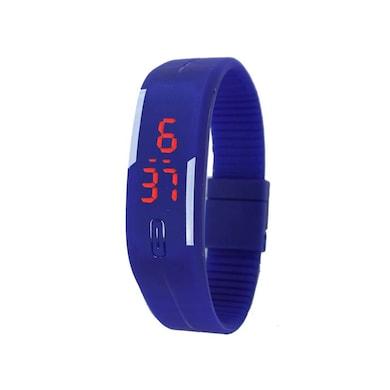 Vizio Led Digital Watch Blue Price in India