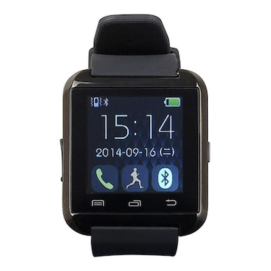 Vizio V8 Smart Watch Black Price in India