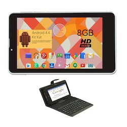 VOX V105 3G Calling Android Tablet With Keyboard