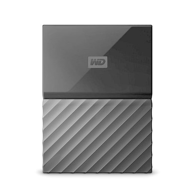 WD My Passport 2TB Portable External Hard Drive 3.0 USB Black Price in India