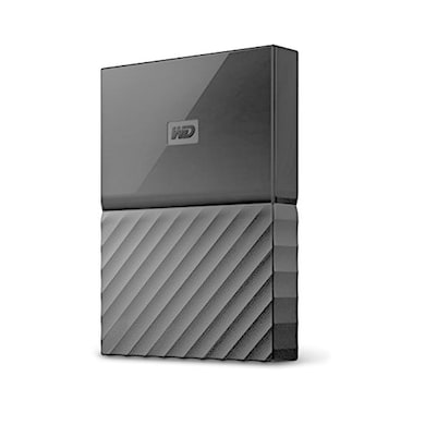 WD My Passport 4TB Portable External Hard Drive Black Price in India