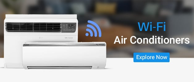 Wi-Fi Air Conditioners