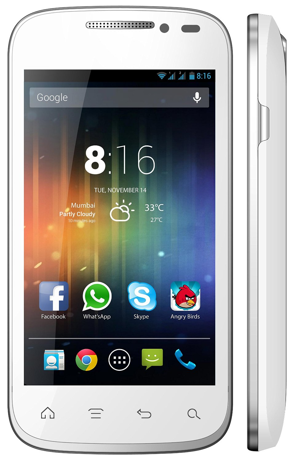 XCCESS PULSE White, 4 GB images, Buy XCCESS PULSE White, 4 GB online