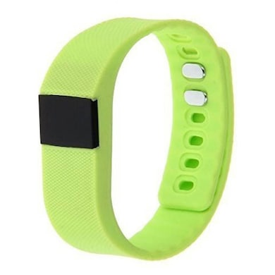 XCCESS SB166 Bluetooth Smart Fitness Band Green Price in India