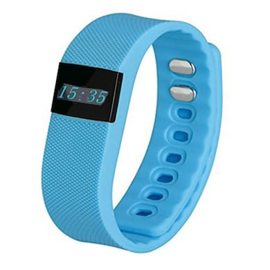 XCCESS SB166 Bluetooth Smart Fitness Band Blue Price in India