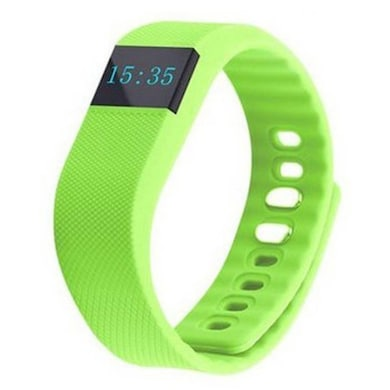 XCCESS SB168 Bluetooth Smart Fitness Band Green Price in India