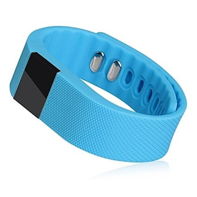 XCCESS SB168 Bluetooth Smart Fitness Band Blue Price in India