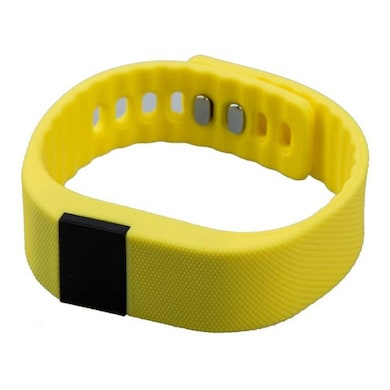 XCCESS SB168 Bluetooth Smart Fitness Band Yellow Price in India