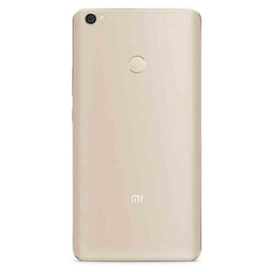 Xiaomi Mi Max Prime + Mi Band (Gold, 4GB RAM, 128GB) Price in India