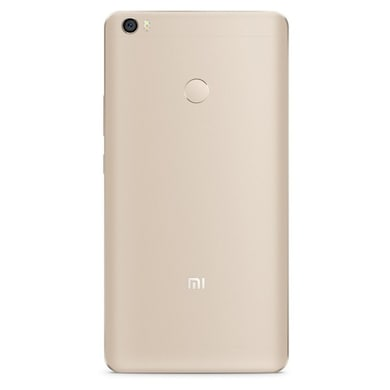 Xiaomi Mi Max Prime Gold, 128 GB images, Buy Xiaomi Mi Max Prime Gold, 128 GB online at price Rs. 18,999