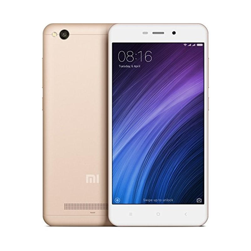 Xiaomi Redmi 4A + Data Cable (Combo Offer) Gold,16GB images, Buy Xiaomi Redmi 4A + Data Cable (Combo Offer) Gold,16GB online