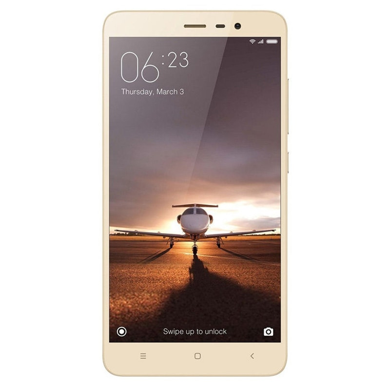 Buy Xiaomi Redmi Note 3 Gold, 16 GB ( 2 GB RAM ) online