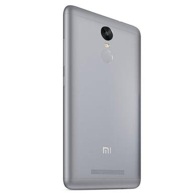 Xiaomi Redmi Note 3 Grey, 16 GB ( 2 GB RAM ) images, Buy Xiaomi Redmi Note 3 Grey, 16 GB ( 2 GB RAM ) online