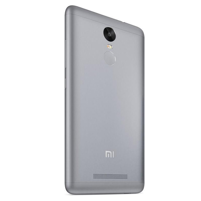 Xiaomi Redmi Note 3 Grey, 16 GB ( 2 GB RAM ) images, Buy Xiaomi Redmi Note 3 Grey, 16 GB ( 2 GB RAM ) online at price Rs. 10,550