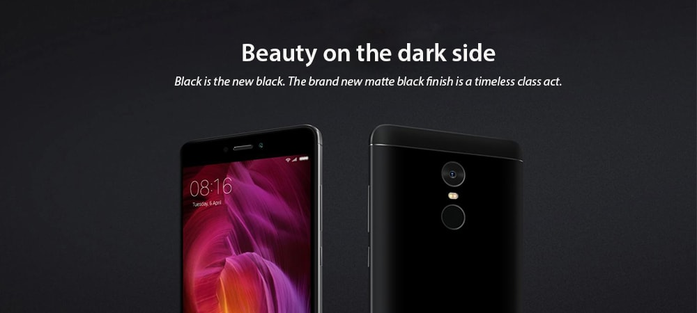Redmi Note 4 (4 GB RAM, 64 GB) Photo 7