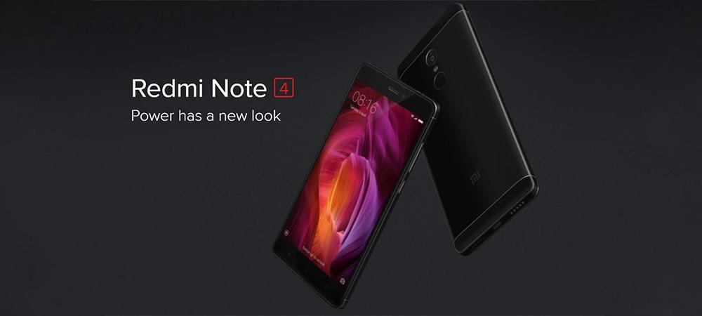 Redmi Note 4 (4 GB RAM, 64 GB) Photo 5