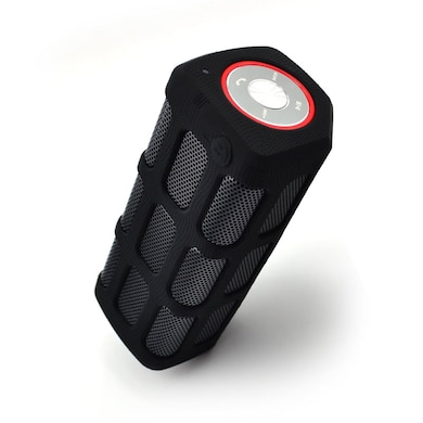 Xoofer Rock 7720 Waterproof IPX 4 Bluetooth Speaker Black Price in India