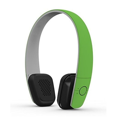 Xoofer Vita F1 Bluetooth Headphones Green Price in India
