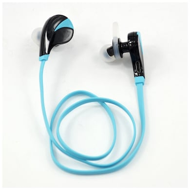 Xoofer Yuva RQ5 Sports Bluetooth Headphones Blue Price in India