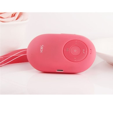 Xoofer YUVA SBOX Bluetooth Speakers Pink Price in India