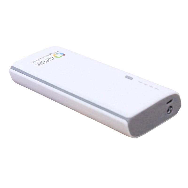 Buy Xuperb M5-130 3 USB Port Power Bank 13000 mAh White and Grey online