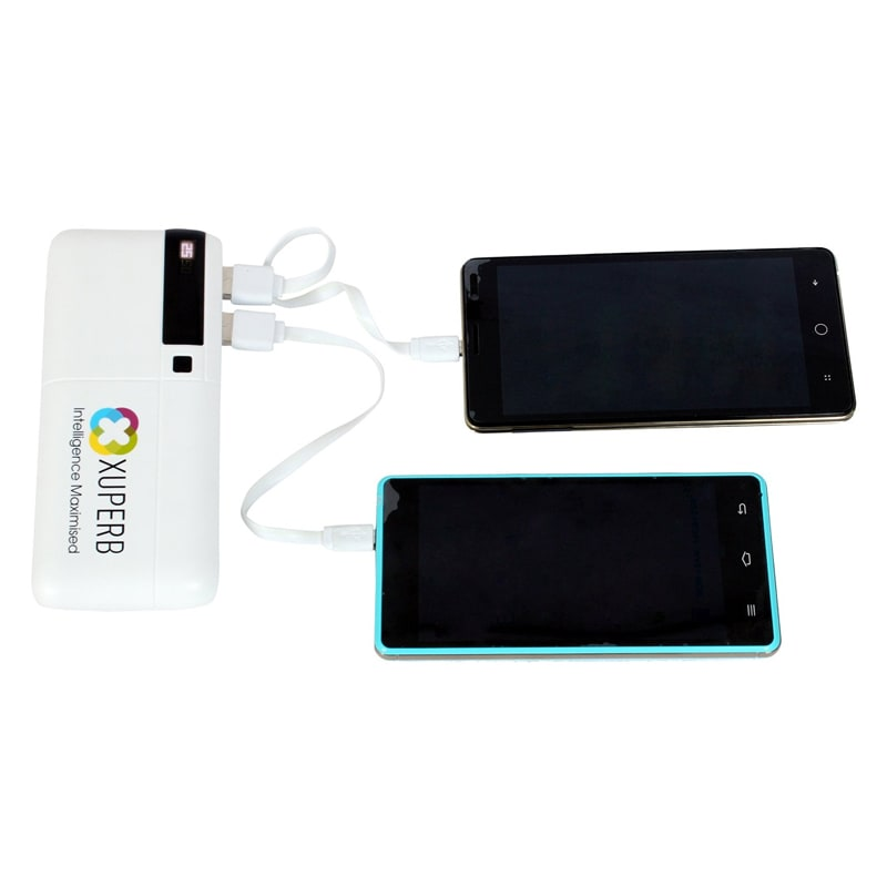 Buy Xuperb RACE-130 13000 mAh Power Bank White online