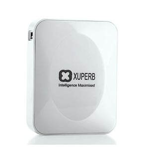 Xuperb XU-TREND-100 Power Bank 10000 mAh White