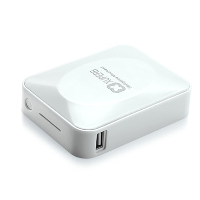 Xuperb XU-TREND-100 Power Bank 10000 mAh White images, Buy Xuperb XU-TREND-100 Power Bank 10000 mAh White online at price Rs. 799
