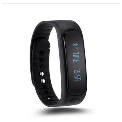 Xzenza XZSB16001 Smart Sports Bracelet Black Price in India