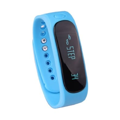 Xzenza XZSB16001 Smart Sports Bracelet Blue Price in India