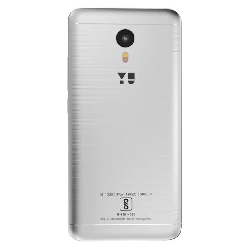 Yu Yunicorn Rush Silver, 32 GB images, Buy Yu Yunicorn Rush Silver, 32 GB online at price Rs. 14,249