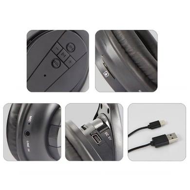 218f4673c Zebronics Airwalk 2 Bluetooth Headphone With Mic Black Price in ...