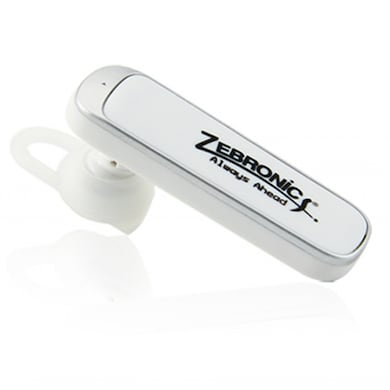 Zebronics BH501 Wireless Bluetooth Headset White Price in India