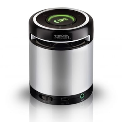 Superb Zebronics Roll Bt012 Portable Bluetooth Speaker With Card Best Image Libraries Counlowcountryjoecom