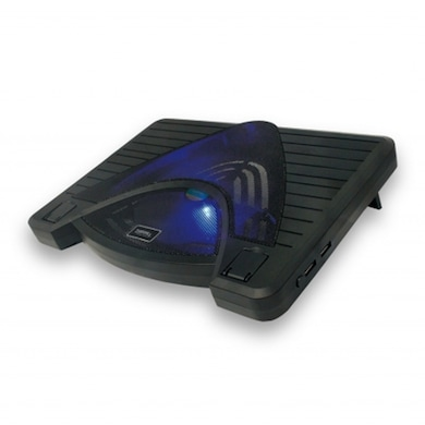 Zebronics NC4400 Laptop Cooling Pad Black Price in India