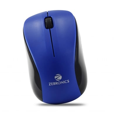 Zebronics Surf 2 Optical USB Mouse Blue Price in India