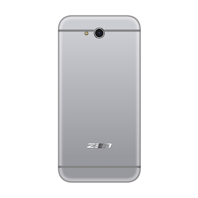 Zen Admire SXY with Free Back Cover Grey, 8 GB images, Buy Zen Admire SXY with Free Back Cover Grey, 8 GB online at price Rs. 2,954